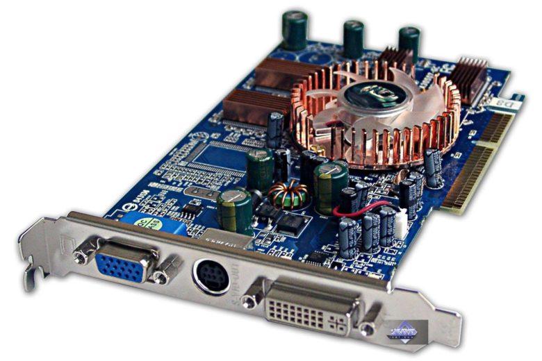 компьютера картинка видеокарта
