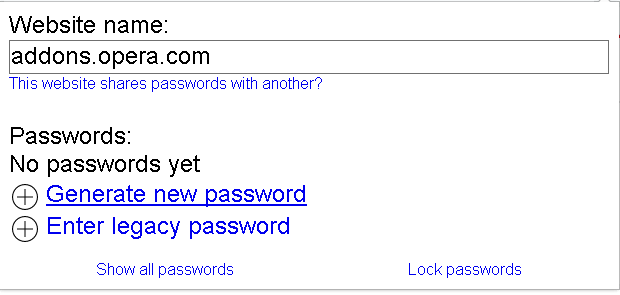 Generate-new-password