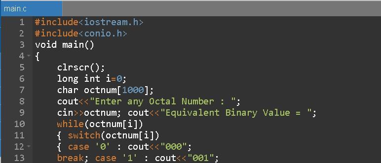 kod-programmi-preobrazovat-vosmerichnoe-chislo-v-dvoichnoe