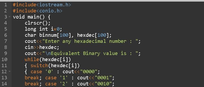 programma-c-dlya-preobrazovaniya-shestnadcaterichnogo-v-dvoichnyjj-kod